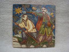 Author's ceramics of Slyzhuk Vitaly