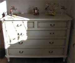 Dressers are antiquarian, Dressers antiquarian