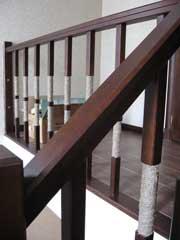 Handrail is ladder, the Handrail ladder Kiev, the