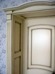 To order doors from the massif of an oak, the Door