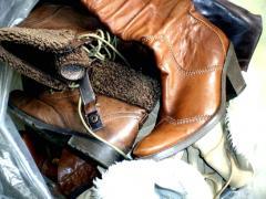 Обувь демисезонная секонд-хенд из Англии (Экстра)