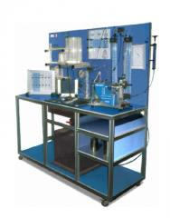 Hydraulic Stand and Properties of Liquid