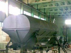 Silo doser for storage and the dosed issue of