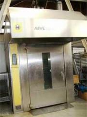 The furnace rotational MIWE Roll-in Jumbo