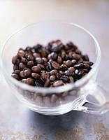Кофе зерновой жареный плантационный