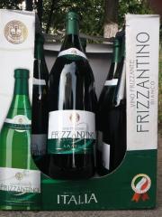 Фризантино  Frizzantino Bianco Amabile  1,5Л