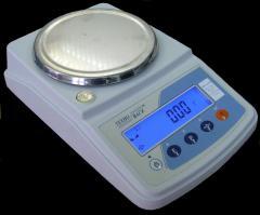 Scales laboratory TVE... 12-150 kg