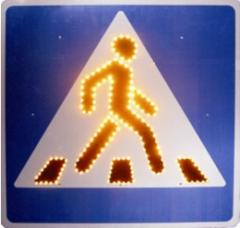 Светодиодние знаки