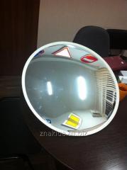 Survey mirrors