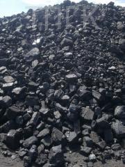 Уголь марки Б (бурый)