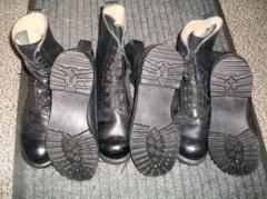 Берцы British Army Assault Boots