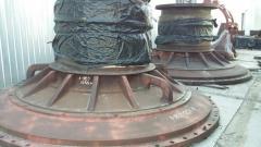 Мельницы шаровые с центральной разгрузкой (МШЦ) МШЦ 4,5х6,0 (МШЦ-4,5*6,0; МШЦ 4500х6000)
