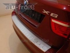 Тюнинг накладка на бампер для BMW X6 E71 2008+.