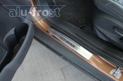 Предлагаем накладки на пороги Ford B-Max 2012+