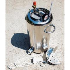 Autoclave electric LYuKS-el 14 cans