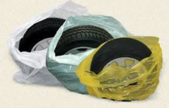 Packages under tires