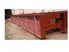 Heavy construction and industrial metalwork,