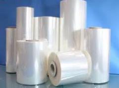 Film from nondirectional polypropylene (SRR)