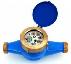 Счетчик воды многоструйный WS-6, 3 Dn25 (ХВ)