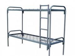 Лестница для армейской кровати металлическая