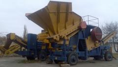 PDSU-27 (mobile crushing and sorting installation)