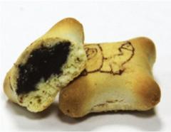 Автоматична лінія для виробництва затяжного печива з начинкою і нанесенням малюнка 150-200 кг / год