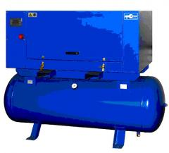 Screw compressors: VK-53, VK-54, VK-55, VK-57,