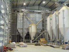 Formula-feed plants, mini-plants for production of