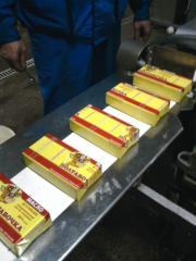 The packaging machine for the M6-APM butter (500