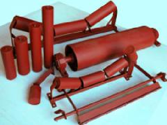 Conveyor equipment components and spare parts