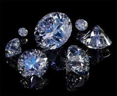 Сертифицированные бриллианты из Израиля.