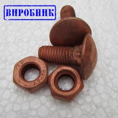 Copperplated fixture in assortmen