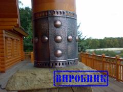 Nakryvki of columns