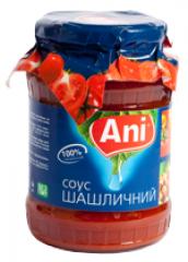 Shashlik sauce