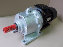 Motor ZMP reducer, motor reducer of 4 MT, motor