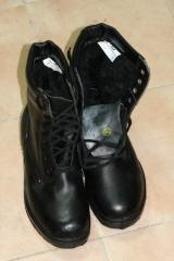 Boots OMON of PUP winter