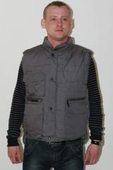 Vest the Article warmed by SIERRA 14037