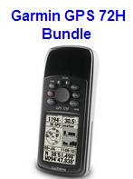 Garmin GPS 72H Bundle,   Портативные GPS