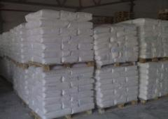 Ground not extinguished lime 10 of kg, 20 kg