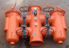 Filter of the FRU manual series