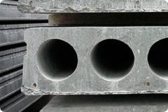 Плиты перекрытия (многопустотные), плиты покрытия,