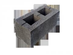 Блок стеновой ефективний пустотілий (квадратний