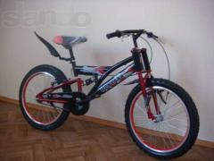 Велосипед детский 001-D 20.