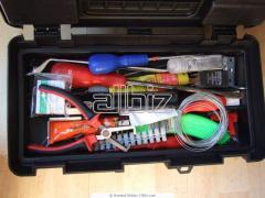 Набор ручных инструментов строительных