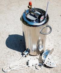 Автоклав электро ЛЮКС-мини (14 банок)