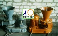 Color mill of SO-116A/SO-223 — a mill zhernovy