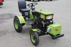 Traktorki małogabarytowe