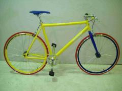 Велосипед Azimut 28 Fixed Gear bike