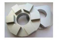 Алмазные головки для мозаично-шлифовальных машин типа СО-199 с адаптером