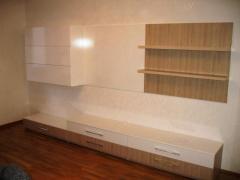 Стінки, набори меблів для спільної кімнати